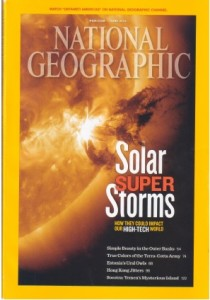 NatGeo - Solar Super Storms