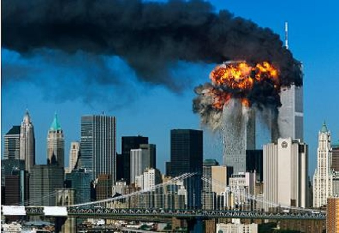 9-11 - Twin Towers II