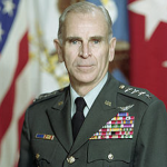August 23, 2016—Soldier Down . . .  General Vessey, Rest in Peace.