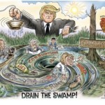 January 3, 2017—The Expanding Swamp . . .